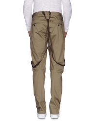 Antony Morato - Natural Casual Trouser for Men - Lyst