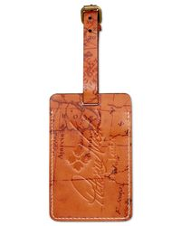 Patricia Nash | Brown Bagagli Luggage Tag | Lyst