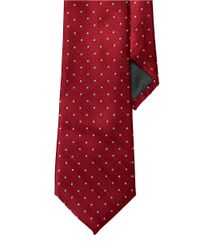 Lauren by Ralph Lauren | Red Pin Dot Silk Tie for Men | Lyst