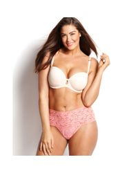Hanky Panky | Pink Plus Size Retro Thong | Lyst