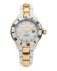 Toy Watch - Metallic Wrist Watch - Lyst