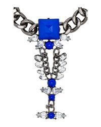 8 Other Reasons | Blue Reloaded Hand Chain | Lyst