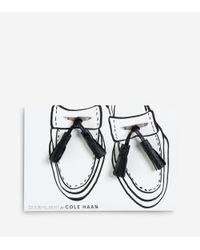 Cole Haan - Black Tassels for Men - Lyst