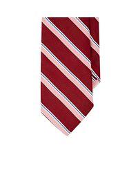 Barneys New York | Men's Textured-stripe Necktie for Men | Lyst