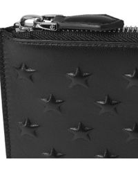 Givenchy | Black Embossed-Leather Pouch for Men | Lyst