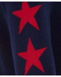 Equipment - Blue Navy Rei Star Sleeve Jumper for Men - Lyst