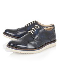 Lotus | Blue Sherbourne Mens Shoes for Men | Lyst