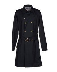 Moncler Gamme Bleu | Blue Full-length Jacket for Men | Lyst