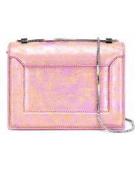3.1 Phillip Lim - Pink Mini 'soleil' Shoulder Bag - Lyst