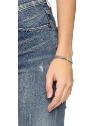 Shashi | Green Glaiza Bracelet | Lyst