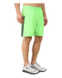 "Under Armour | Green Ua Launch 7"" Woven Short for Men 