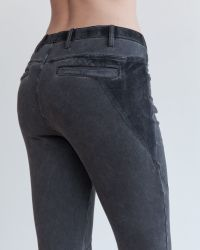 Marrakech - Gray Ramone Mixed Fabric Legging - Lyst