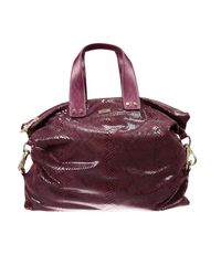 Pinko | Purple Handbag | Lyst