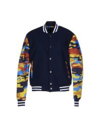 Nhivuru | Blue Jacket | Lyst