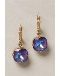Anthropologie - Purple Catamarca Earrings - Lyst