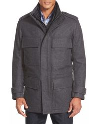 Marc New York | Gray By Andrew Marc 'liberty' 3-in-1 Field Jacket for Men | Lyst