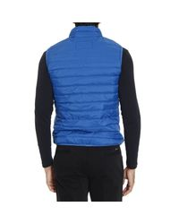 Armani Jeans - Blue Down Jacket for Men - Lyst
