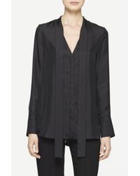 Rag & Bone | Black Florence Shirt | Lyst