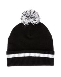 c01261c57d235 Lyst - Huf The Brotherhood Beanie in Black for Men