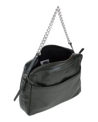 MM6 by Maison Martin Margiela - Green Shoulder Bag - Lyst