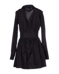 Ermanno Scervino - Black Shirt - Lyst