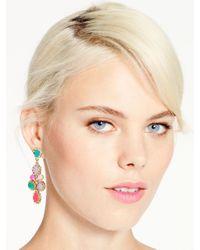 kate spade new york - Multicolor Balloon Bouquet Chandelier Earrings - Lyst