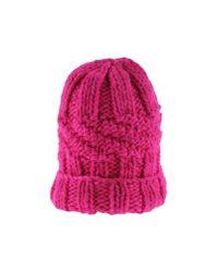 Eugenia Kim - Pink Hat - Lyst