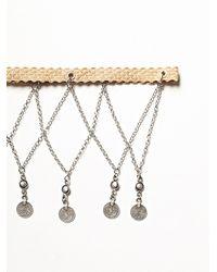 Free People - Metallic Esmeralda Coins Garter - Lyst