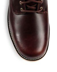 UGG - Black Hannen Pullup Boots for Men - Lyst