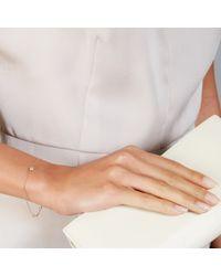 Astley Clarke   Pink Muse A Little Light 14Ct Rose Gold Bracelet   Lyst