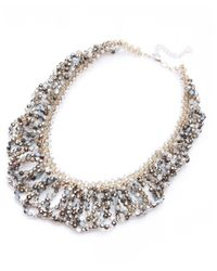 Nakamol - Multicolor Tempest Necklace-silver Mix - Lyst