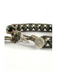 Hippie Dreamers | Gray Buddha Bracelet | Lyst