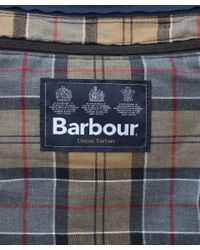 Barbour - Blue Navy Explorer Bag for Men - Lyst
