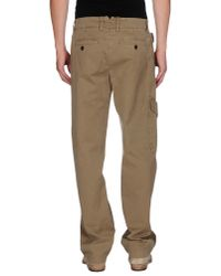Timberland - Brown Casual Trouser for Men - Lyst