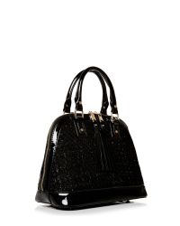 Moda In Pelle - Black Orianabag Smart Handbag - Lyst