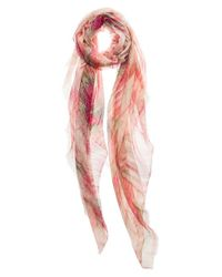 Mangrove | Pink 'vows' Scarf | Lyst