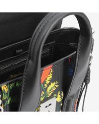 3.1 Phillip Lim - Black Pashli Mini Leather Satchel - Lyst