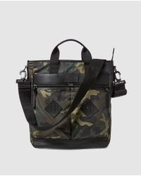 9ddc85448a6f Polo Ralph Lauren Cotton Canvas Tote in Black for Men - Lyst
