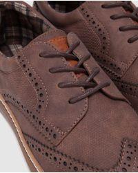 GREEN COAST - Brown Zapatillas Deportivas De Hombre Con Cordones for Men - Lyst
