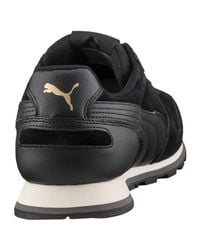 PUMA - Black St Runner 5d Casual Trainers for Men - Lyst
