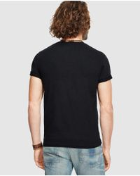 Denim & Supply Ralph Lauren | Ralph Lauren Denim & Supply Black Short-sleeve T-shirt for Men | Lyst