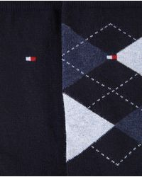 Tommy Hilfiger | Blue Pack Of Two Pairs Of Socks for Men | Lyst