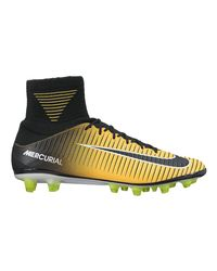 Nike - Yellow Mercurial Veloce Iii Ag-pro Football Boots for Men - Lyst