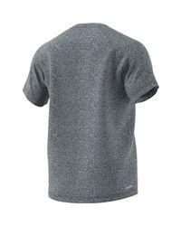 Adidas - Gray D2m T-shirt for Men - Lyst