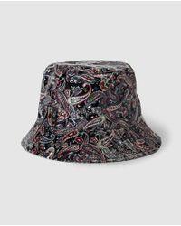 Gloria Ortiz - Multicolor Wo Paisley Print Rain Hat - Lyst