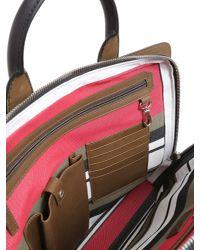 Ferragamo - Black Kentucky Leather Briefcase for Men - Lyst
