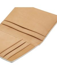 Common Projects - White Folio Wallet for Men - Lyst