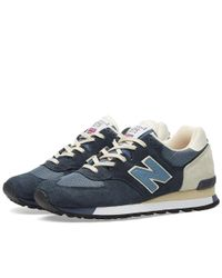 New Balance | Blue M575dbw - Made In England for Men | Lyst
