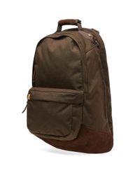 Visvim - Brown Ballistic Backpack 22l for Men - Lyst