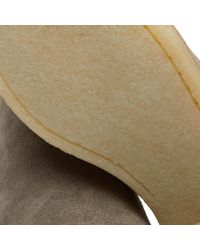 Common Projects | Gray Chelsea Boot Suede for Men | Lyst